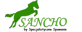 SANCHO- Wyposażenie placów treningowych, padoków i stajni
